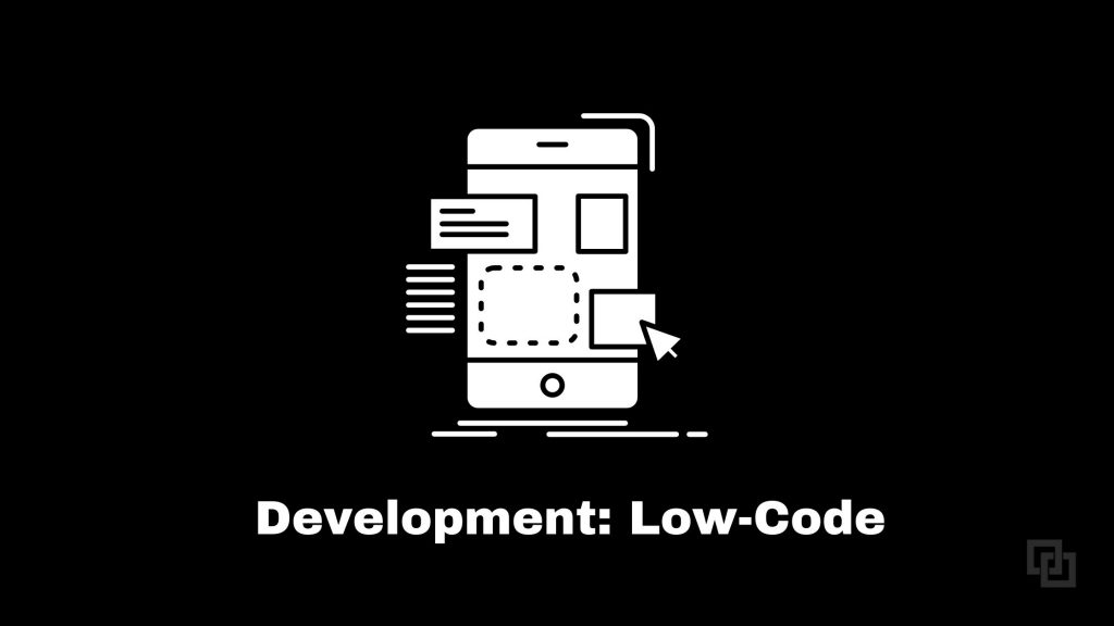 low-code development